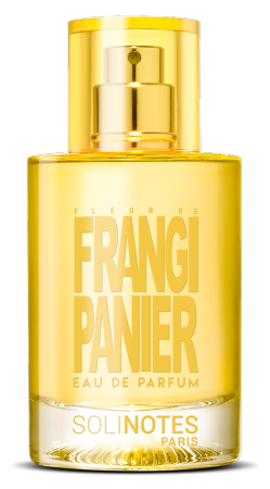 Eau 50ml Parfum Frangipanier Solinotes De Fleur E9I2DH