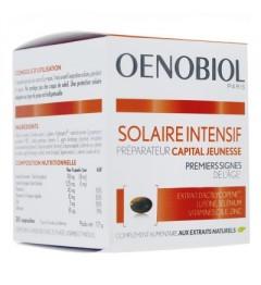 Oenobiol Solaires Intensif Capital Jeunesse Anti Age 30 Capsules pas cher