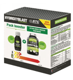 STC Nutrition Hydroxyblast Pack Booster pas cher