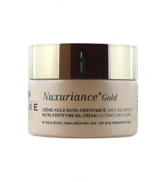Nuxe Nuxuriance Gold Crème Huile Nutri Fortifiant 50Ml