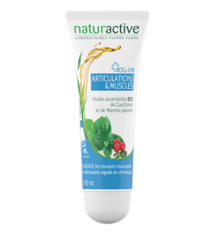 Naturactive Articulations et Muscles Roll On 100Ml pas cher