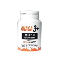 Anaca 3 Bruleur de Graisse Extra Dosée 120 Gélules