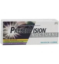 Preservision Nocturne 30 Comprimés pas cher