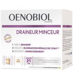 Oenobiol Draineur Pêche 21 Sticks