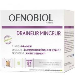 Oenobiol Draineur Thé 21 Sticks pas cher