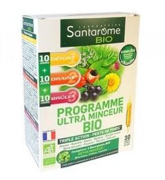 Santarome Bio Programme Ultra Minceur 30 Ampoules pas cher
