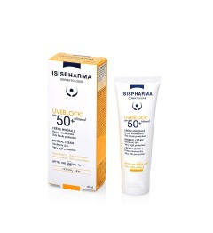 Isis Pharma Solaires Crème Minérale Invisible SPF50 40Ml