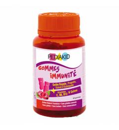 Pediakid Gommes Immunité 60 Gommes