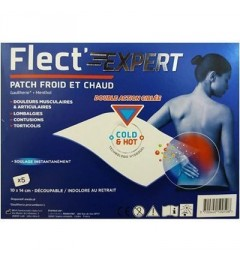 Flect Expert Patch Chaud et Froid Boite de 5 pas cher
