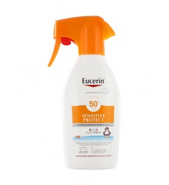 Eucerin Sun Trigger Spray kids SPF50 300Ml pas cher