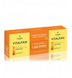 Furterer Vitalfan Vitalité Cheveux et Ongles Sans Colorant 3X30 Capsules pas cher