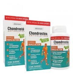 Ea Pharma Chondrosteo 180 comprimés Lot de 2 pas cher