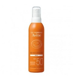 Avène Solaires SPF50 Spray 200Ml pas cher