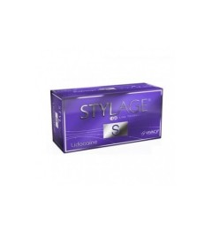 Vivacy Stylage S Lidocaïne Gel de comblement - 2 x 0,8 ml