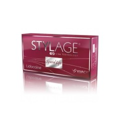Vivacy Stylage Lips Lidocaïne Gel de comblement lèvre - 1 x 1 ml
