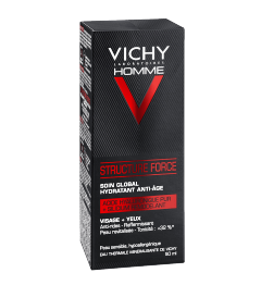 Vichy Hommes Structure Force 50Ml pas cher