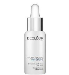 Décleor Hydra Floral White Petal Concentré Hydratant Perfecteur de Peau 30Ml pas cher