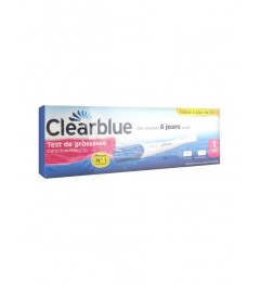 Clearblue Early Boite de 1 pas cher