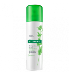 Klorane Capillaire Shampooing Sec Ortie Spray 150Ml pas cher
