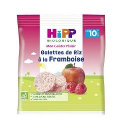 Hipp Galettes de Riz à la Framboise 30 Grammes pas cher