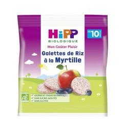 Hipp Galettes de Riz à la Myrtille 30 Grammes pas cher