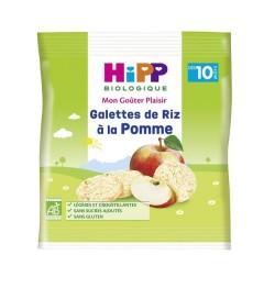 Hipp Galettes de Riz à la Pomme 30 Grammes pas cher