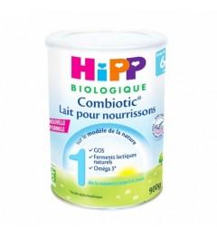 Hipp Lait 1 Combiotic 900 Grammes pas cher