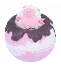 Bomb Cosmetics Bombe de Bain Piggy In The Middle pas cher