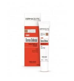 Dermaceutic Derma Defense Crème Teinte Medium 40Ml pas cher
