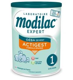MODILAC Expert Actigest Lait 1er Age 800 G pas cher
