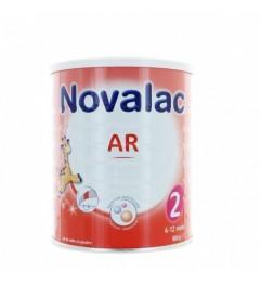 NOVALAC Lait AR 2ème Age 800 G pas cher