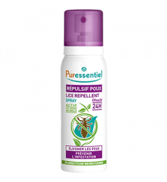 Puressentiel Anti Poux Spray Répulsif 75Ml