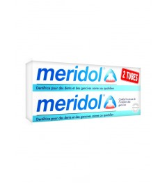 Méridol Dentifrice 75ml Lot de 2
