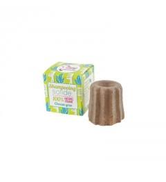 Lamazuna Shampoing Solide 55 Grammes Cheveux Gras Litsée Citronée pas cher