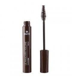 Avril Mascara Volume Marron Certifié bio