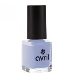 Avril Vernis à ongles 7ml Bleu Layette