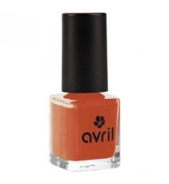 Avril Vernis à ongles 7ml Tangerine