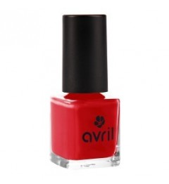 Avril Vernis à ongles 7ml Vermillon