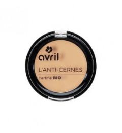 Avril Anti cernes Nude Certifié bio