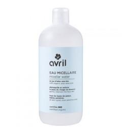 Avril Eau micellaire 500 ml Certifiée bio