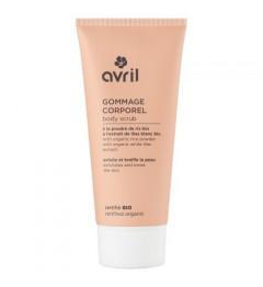Avril Gommage corporel 200 ml Certifié bio