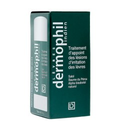 Dermophil Indien Stick Blanc 3,5 grammes, Dermophil Indien pas cher