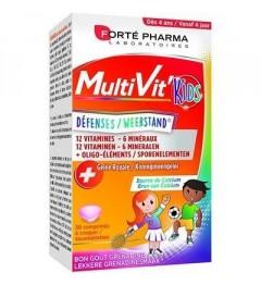 Forté Pharma Multivit 4G Kids 30 Comprimés pas cher