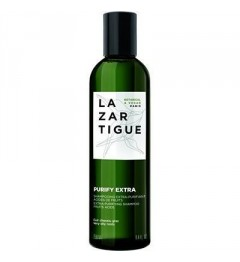 Lazartigue Shampoing Extra Purifiant Acides de Fruits Cuir Chevelu Gras 250Ml