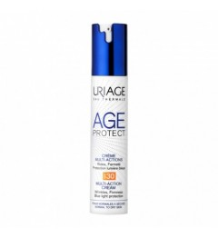 Uriage AGE Protect Fluide SPF30 Multi Actions 40Ml