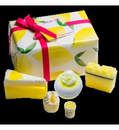Bomb Cosmetics Coffret Lemon Aid pas cher