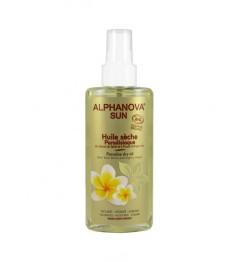 Alphanova Sun Bio Huile Sèche Paradisiaque 125 ml