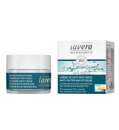 Lavera Crème de Nuit Anti Rides Coenzyme Q10 50Ml