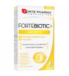Forte Pharma Fortebiotic Immunité 20 Gélules pas cher