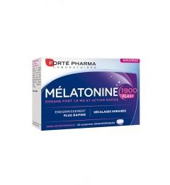 Forté Pharma Melatonine 1900 Flash 30 Comprimés Orodispersibles